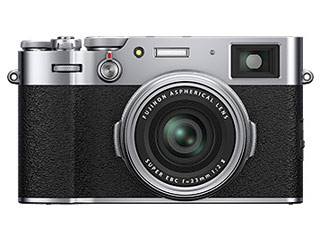 FUJIFILM/フジフイルム 【納期約2か月かかります】FUJIFILM X100V S(シルバー) デジタルカメラ