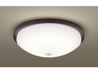 Panasonic/パナソニック LGBC81043LE1 LED小型シーリングライト FreePa 【電球色】【内玄関・廊下用/明るさセンサ付】