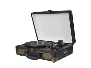 アナログとデジタルの融合で音を楽しむ! キヨラカ キヨラカ USBでも録音できる レコードプレーヤー US-R01