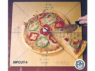 AM AM ピザスライス カッティングガイド/MPCUT-6