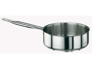 PADERNO/パデルノ 18-10片手浅型鍋(蓋無)/1008-36