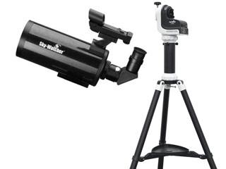 Sky Watcher/スカイウォッチャー 【2月上旬以降】SET044 AZ-GTiマウント+MAK90鏡筒セット メーカー直送品のため【単品購入のみ】【クレジット決済・銀行振込のみ】 【日時指定不可】商品になります。
