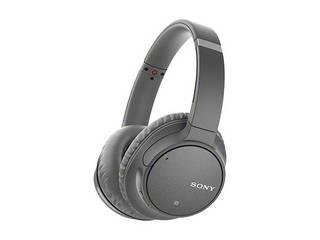SONY/ソニー ワイヤレスノイズキャンセリングステレオヘッドセット グレー WH-CH700N H