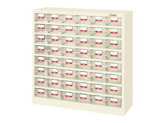 SAKAE/サカエ 【代引不可】ハニーケース・樹脂ボックス HFW-48TLI