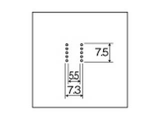 HOZAN/ホーザン HS-642 ノズル スモールピン仕様 (10ピン)