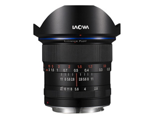 LAOWA/ラオワ LAO0020 LAOWA 12mm F2.8 Zero-D ソニーFEマウント用 【Distortion】 SONY FEマウント