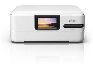 EPSON/エプソン A4インクジェット複合機 エコタンク搭載モデル/5色/無線LAN/両面印刷/4.3型液晶 EW-M752T