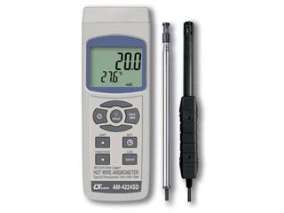 MotherTool/マザーツール AM-4224SD SDカードデータロガ式デジタル風速・風量計(熱線式)
