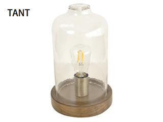 ELUX/エルックス LC10914 テーブルライト タント 【LED レトロエジソン球付】