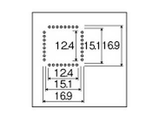 HOZAN/ホーザン HS-634 ノズル ベントピン仕様 (28ピン)