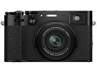 【納期にお時間がかかります】 FUJIFILM/フジフイルム FUJIFILM X100V B(ブラック) デジタルカメラ