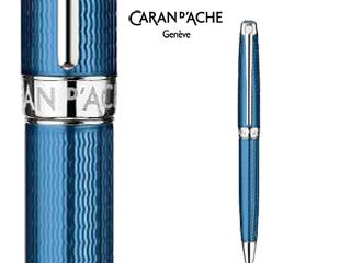 CARAN dACHE/カランダッシュ 【Leman/レマン】グランブルー メカニカルペンシル 4769-168