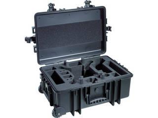 最高級のスーパー 6700/B/DJI4:エムスタ 6700 B&Wインターナショナル プロテクタケース DJI 黒-DIY・工具