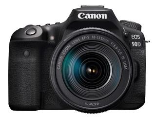 CANON/キヤノン EOS 90D・EF-S18-135 IS USM レンズキット 3616C015