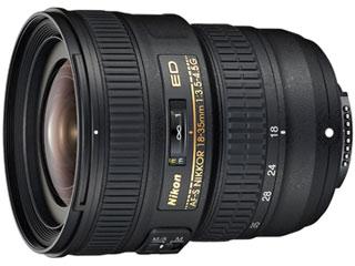 Nikon/ニコン AF-S NIKKOR 18-35mm f/3.5-4.5G ED 超広角ズームレンズ