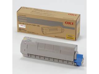 OKI/沖データ トナーカートリッジ(大) イエロー (C612dnw) TC-C4DY2