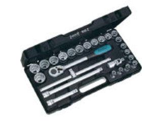HAZET/ハゼット ソケットレンチセット(12角タイプ・差込角12.7mm) 900Z