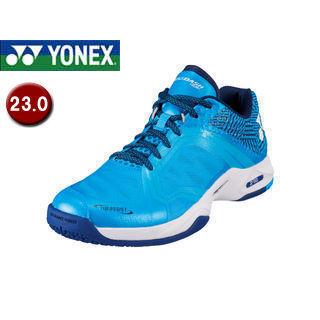 YONEX/ヨネックス SHTADSG-301 テニスシューズ パワークッション エアラスダッシュ SGC 【23.0】 (アクア)