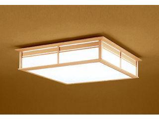 ODELIC/オーデリック OL251554BC 和LEDシーリングライト 白木【~10畳】【Bluetooth 調光・調色】※リモコン別売