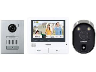 Panasonic/パナソニック VL-SVH705KSC ワイヤレスカメラ付属タイプ テレビドアホン【外でもドアホン】