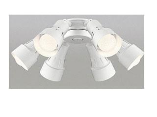 ODELIC/オーデリック WF277PC LEDシーリングファン 灯具 [可動型スポットタイプ・6灯]【~8畳】