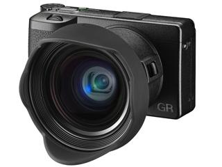 RICOH/リコー 【4月20日以降】GR III+GA-1 レンズアダプター+GW-4 ワイドコンバージョンレンズセット【gr3set】