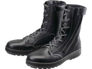 Simon/シモン 安全靴 長編上靴 WS33黒C付 25.5cm WS33C-25.5