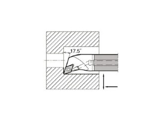KYOCERA/京セラ 内径加工用ホルダ E12Q-SDQCR07-16A-2/3