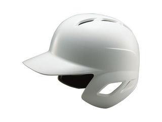 【nightsale】 ZETT PROSTATUS/ゼットプロステイタス BHL170-1100 硬式 打者用ヘルメット (ホワイト) 【XOサイズ】