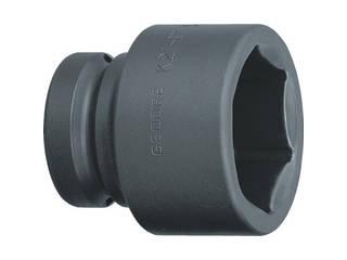 GEDORE/ゲドレー インパクト用ソケット(6角) 1 K21 70mm 6184540