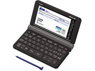 カシオ計算機 電子辞書 EX-word XD-SX6500(160コンテンツ/生活教養モデル/ブラック) XD-SX6500-BK
