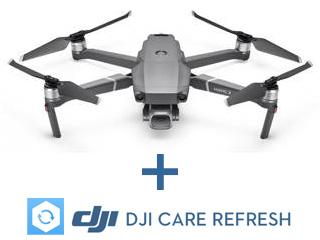 【納期にお時間がかかります】 DJI CP.MA.00000050.01 Mavic 2 Pro 機体(送信機および充電器を含まず)+DJI Care Refreshセット 【djicareset】