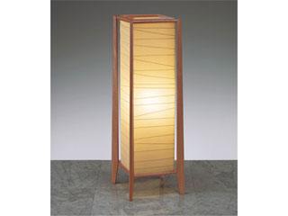 ENDO/遠藤照明 XRF3038N 和風スタンド 木・美濃和紙 【電球色】※ランプ付