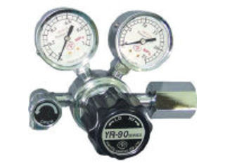 YAMATO/ヤマト産業 汎用小型圧力調整器 YR-90(バルブ付) YR90R12TRC