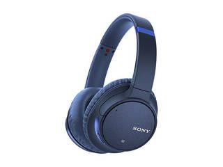 SONY/ソニー ワイヤレスノイズキャンセリングステレオヘッドセット ブルー WH-CH700N L