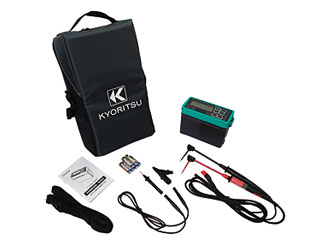KYORITSU/共立電気計器 6022L デジタル絶縁・接地抵抗計 (L型プローブモデル)