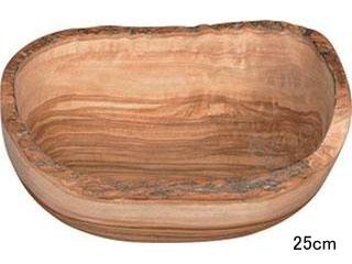 リビングカマトク ドリス・オリーブ ラスティックサラダボール 25cm