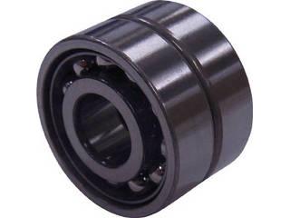 NTN B中形ボールベアリング(接触角40度背面組合せ)内径80mm外径170mm幅78mm 7316BDB