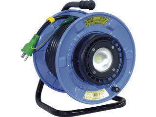NICHIDO/日動工業 防雨・防塵型LEDライトリール SDWEK2210W
