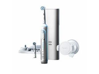 Braun/ブラウン D7015256XCTWH 電動歯ブラシ ジーニアス9000 ホワイト