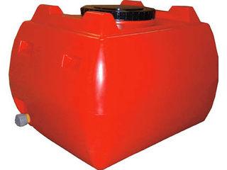 【組立・輸送等の都合で納期に1週間以上かかります】 SUIKO/スイコー 【代引不可】ホームローリータンク500 赤 HLT-500(R)