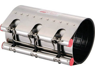 SHO-BOND/ショーボンドマテリアル カップリング ストラブ・ワイドクランプCWタイプ80A幅300 CW-80N3