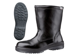 MIDORI ANZEN/ミドリ安全 ラバーテック半長靴 26.5cm RT940-26.5