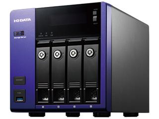 I・O DATA アイ・オー・データ Windows Storage Server 2016 Workgroup Edition/Intel Celeron搭載 4ドライブ法人向けNAS 4TB HDL-Z4WQ4D