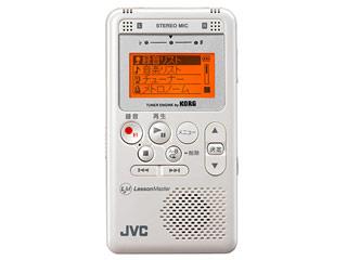 JVC XA-LM10 W【ホワイト】 ビクター音楽用レッスンレコーダー (XALM10)