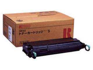 RICOH/リコー リコー RIFAXトナータイプ5 614605