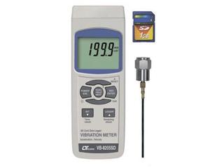 MotherTool/マザーツール VB-8205SD SDカードデータロガ式デジタル振動計