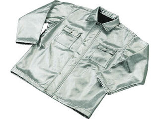 TRUSCO/トラスコ中山 スーパープラチナ遮熱作業服 上着 XLサイズ TSP-1XL