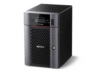 BUFFALO/バッファロー 10GbE標準搭載 TeraStation TS5610DNシリーズ 6ベイ 18TB TS5610DN1806