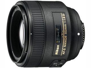 Nikon/ニコン AF-S NIKKOR 85mm f/1.8G 中望遠単焦点レンズ